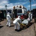 ÜRO ebolafond vajab ligi miljard dollarit, saanud on aga 100 000