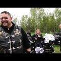 ВИДЕО | Плохая погода не помешала! Эстонские байкеры открыли сезон