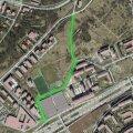 В Ласнамяэ начинается реконструкция улицы Выйдуйооксу