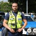 Politsei välijuht Pirko Pärila