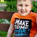 Семилетнему Артему с опухолью мозга нужна помощь
