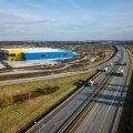 Siia ehitatakse uuel aastal Selver. Fotol IKEA kaubamaja