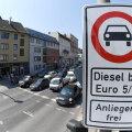Суд ЕС подтвердил запрет на въезд новейших дизельных автомобилей
