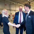 EKRE kongress 4.07.2020, Mart Helme, Martin Helme, Henn Põlluaas, Helle-Moonika Helme