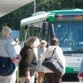 Бесплатный общественный транспорт увеличил число пассажиров лишь на 1,2 процента
