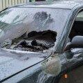Keilas süüdati möödunud aasta kevadel kaks autot, mille eest on kahtlustus esitatud 29-aastasele mehele.