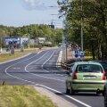 renoveeritud Paldiski maantee