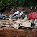 Üleujutused Saksamaal tegid palju kahju.