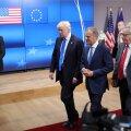 Trump EL-i juhtidele: sakslased on pahad, väga pahad