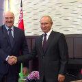 Kreml: Putin ei õnnitlenud Lukašenkat inauguratsiooni puhul