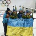 Украинская биатлонистка вспомнила о Майдане, когда выигрывала золото Олимпийских игр