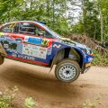 Jari Huttunen mullusel Rally Estonial