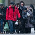Moskvalased lumesajus.