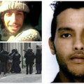 Abdelhamid Abaaoud ja Pariisi politseinikud ning Charaffe al Mouadan