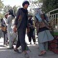 Taliban vallutas juba kümnenda Afganistani provintsikeskuse
