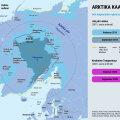 GRAAFIK | Mida kujutab endast Arktika, mille nõukogusse Eesti pürgib ja kuhu suundub Admiral Bellingshauseni ekspeditsioon?