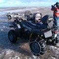 Pragunev jää jättis hulga kalureid Peipsil hätta
