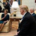 USA Kongress alustab Trumpi tagandamisistungitega tuleval nädalal