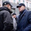 Ukraina opositsiooniliidrid väitsid Euroopa välisministritele, et vaherahu rikkusid võimud