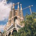 """Саграда Фамилия и стадион """"Камп Ноу"""" в Барселоне могут стать центрами массовой вакцинации от коронавируса"""