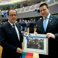 Kink Hollande'ile