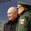 Putin: kaasaegsete relvade osakaal Venemaa tuumatriaadis kasvas 82%-ni