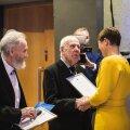ФОТО | В годовщину Тартуского мира наградили двоих борцов за свободу