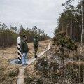 ФОТО: Граница Эстонии почти не охраняется? Пограничники обеспокоены тем, что часть территории невозможно нормально патрулировать