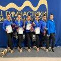"""Эстонские гимнастки завоевали бронзу на российском этапе """"Гран-при"""""""