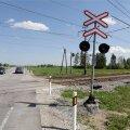 Raudtee ülesõidukohad Harjumaal