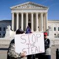 USA ülemkohus keeldus valimistulemusi muutmast