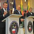NATO peasekretäri sõnul on õppused märk kaitsevalmidusest