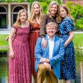 Hollandi kroonprintsessi julge samm: neiu ei kavatase riigilt palka küsida