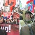ПРЯМОЙ ЭФИР: Тысячи москвичей вышли на марш памяти Бориса Немцова