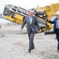 Хоронят строительные отходы со всего Таллинна: дорогостоящую рекультивацию карьера Вяо превратили в выгодный бизнес