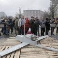 Ukrainlaste kätte langenud Vene luuredroon