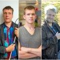 Kolm tavalist Eesti meest üritasid modelliks saada, aga moemaailm praakis nad välja