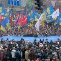 Ukraina miljonimarss: juba kolmandat nädalat avaldatakse meelt EL-i tõrjuva poliitika vastu