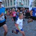 Ironman Tallinna heategevuslik jooks Vabaduse väljakul.