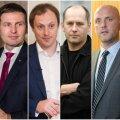 Henrik Roonemaa, Hanno Pevkur, Taavi Kotka, Tanel Tammet, Taimar Peterkop, Andres Anvelt
