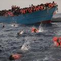 FOTOD: Liibüa rannikul päästeti kahe päevaga ligi 8000 sisserändajat ja toodi Itaaliasse