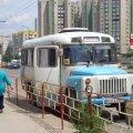 Moldova koolibuss.