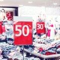 Сумасшедшие дни. Что купить в таллиннских магазинах в разгар скидок и как сделать это безопасно