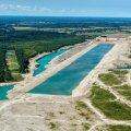 Голубые лагуны Ида-Вирумаа — чудо природы или промышленные объекты?