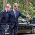 Нийнистё: позиция Путина по Крыму и Восточной Украине не изменилась, что мешает сближению России с Европой