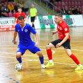 Valgevene saalijalgpall: kõige paremini talub kuumust Orša!