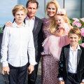 FOTOD   Kristiina Heinmets-Aigro pidas suurejooneliselt roosat sünnipäeva!