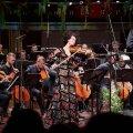 Festivali lõppkontserdil soleeris Alena Baeva.
