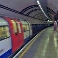 Londoni metroo saab olümpiamängudeks uued peatusenimed
