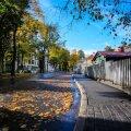 Poska tänav Kadriorus